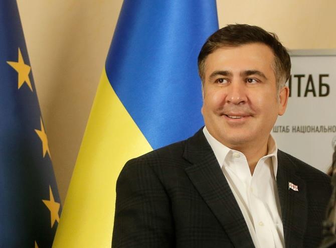 Михаил Саакашвили стал гражданином Украины